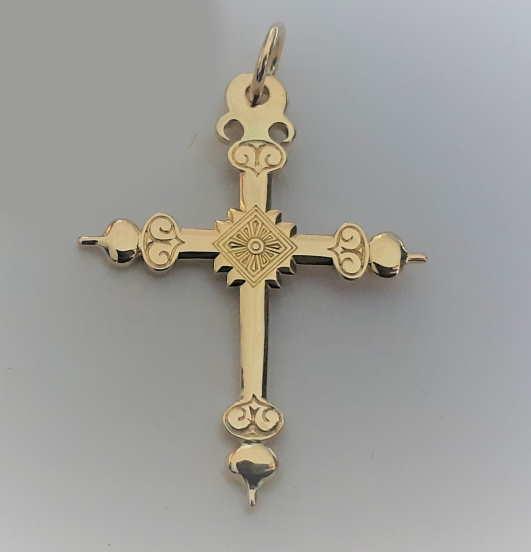 Croix De Savoie : Croix Jeannette Petit Modèle