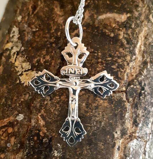 Croix De Savoie : Croix Grille Petit Modèle