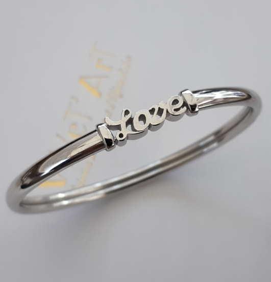 Bracelet Flexible Love